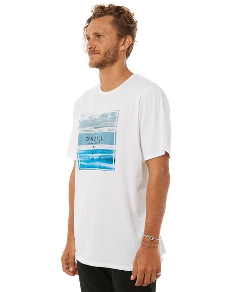SUPER WHITE MENS CLOTHING O'NEILL TEES - 45111121010