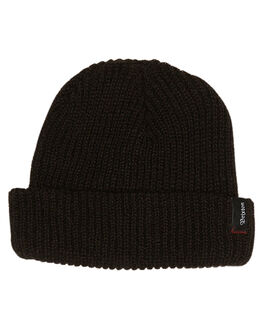BLACK KIDS BOYS BRIXTON HEADWEAR - 00222BLK