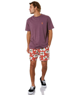 PAPRIKA MENS CLOTHING THE CRITICAL SLIDE SOCIETY BOARDSHORTS - BS1944PAP