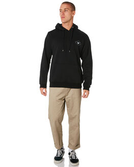 BLACK MENS CLOTHING SWELL JUMPERS - S5193448BLACK