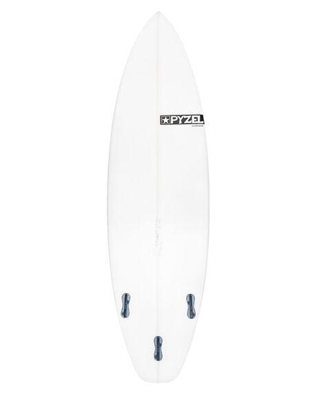 CLEAR BOARDSPORTS SURF PYZEL PERFORMANCE - PYBASTARDCLR