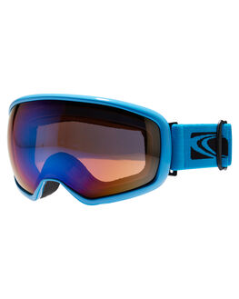 CYAN PURPLE REVO SNOW ACCESSORIES CARVE GOGGLES - 6005CYAPU