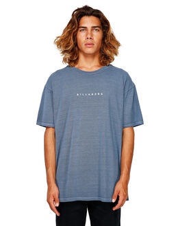 DARK BLUE MENS CLOTHING BILLABONG TEES - BB-9591017-B69