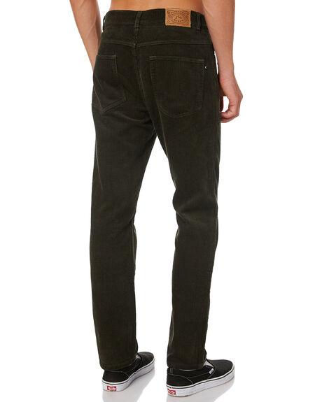 DARK KHAKI MENS CLOTHING RUSTY PANTS - PAM0942DKA