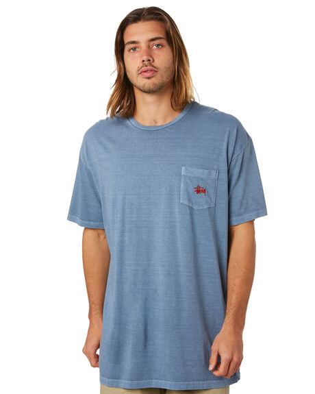 AIRFORCE MENS CLOTHING STUSSY TEES - ST082001AIRFC