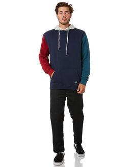 INDIGO MENS CLOTHING SANTA CRUZ JUMPERS - SC-MFA0567INDGO