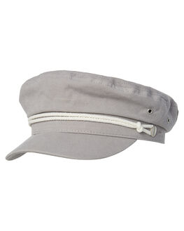 DOVE GREY OUTLET WOMENS RUSTY HEADWEAR - HHL0508DOG