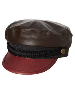BROWN WOMENS ACCESSORIES FALLENBROKENSTREET HEADWEAR - SS182201BRWN