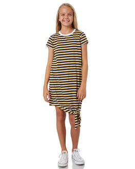 STRIPE KIDS GIRLS EVES SISTER DRESSES + PLAYSUITS - 9550012STR
