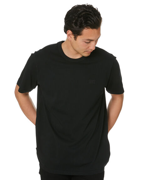 MINERAL BLACK MENS CLOTHING LEVI'S TEES - 86592-0000