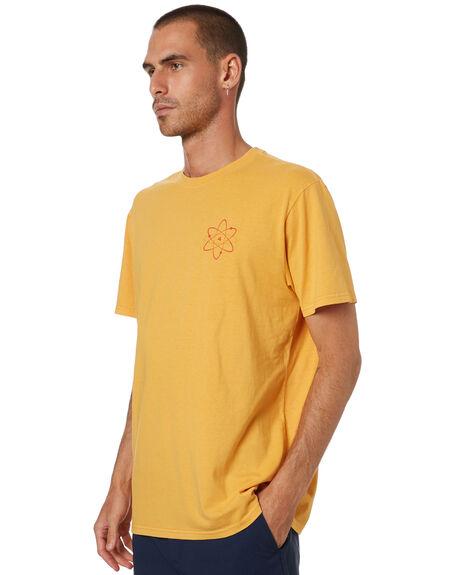 GOLD RUSH MENS CLOTHING HUFFER TEES - MTE03S4024-306GRU