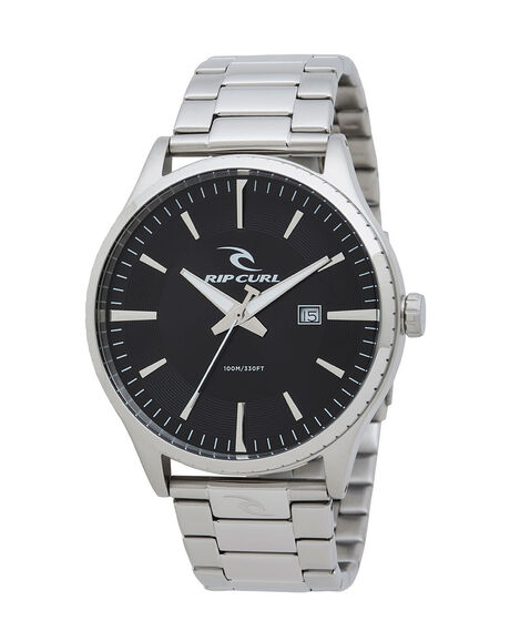BLACK MENS ACCESSORIES RIP CURL WATCHES - A29170090