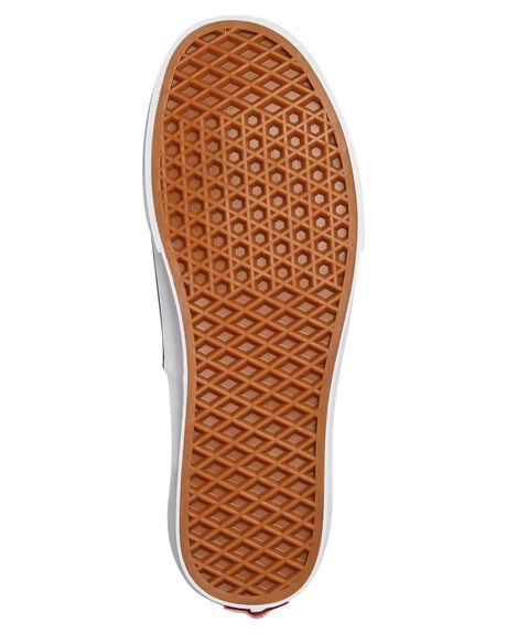 PEACH PINK WOMENS FOOTWEAR VANS SNEAKERS - SSVNA38EMQ6NPPNKW
