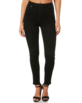 BLACK MAGIC WOMENS CLOTHING A.BRAND JEANS - 70251-099BMAG