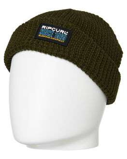 DARK OLIVE KIDS BOYS RIP CURL HEADWEAR - KBNDG19389