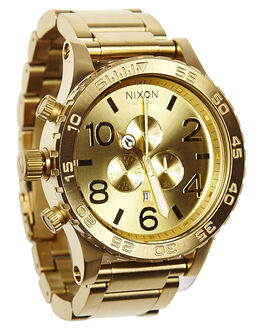 ALL GOLD MENS ACCESSORIES NIXON WATCHES - A083502AGLD