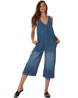 FRENCH BLUE WOMENS CLOTHING BILLABONG PLAYSUITS + OVERALLS - 6595434376