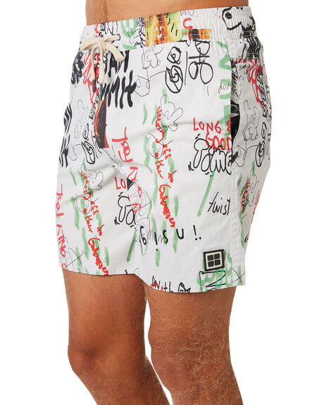 MULTI OUTLET MENS INSIGHT BOARDSHORTS - 5000001890