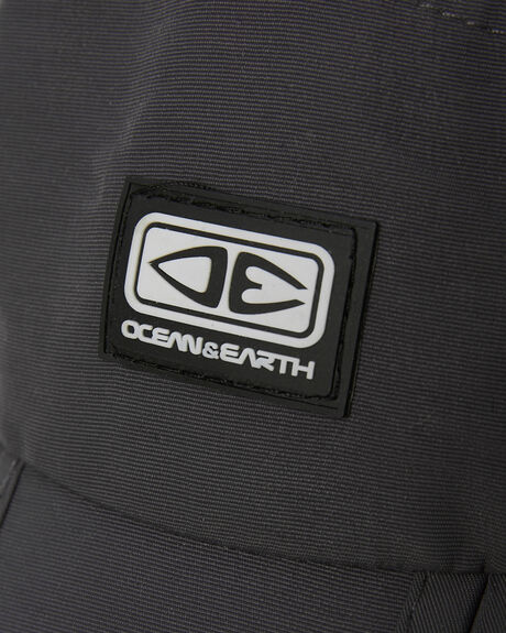 BLACK BOARDSPORTS SURF OCEAN AND EARTH SURF HATS - SMHA06BLK