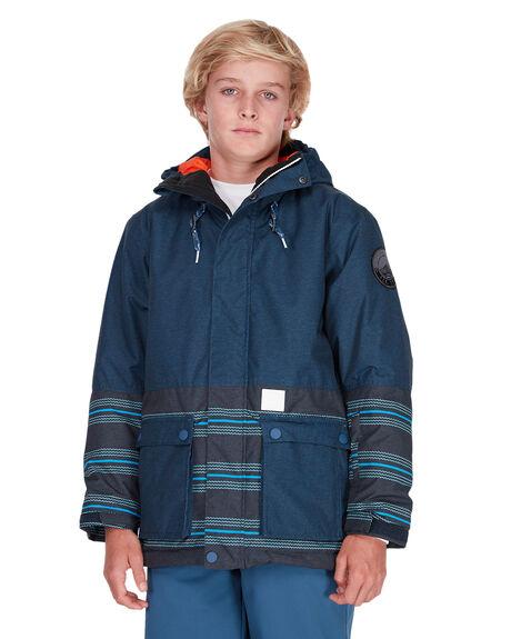 CALI BLUE BOARDSPORTS SNOW BILLABONG KIDS - L6JB02S-CLI