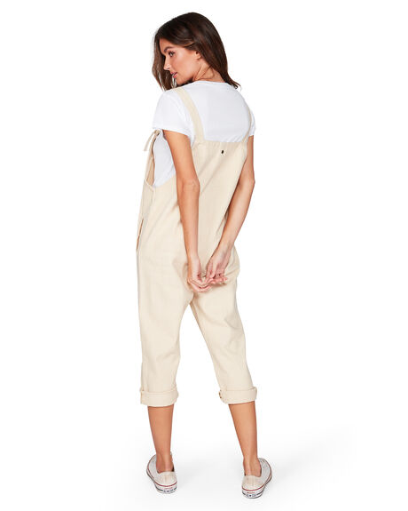 SAND WOMENS CLOTHING BILLABONG PLAYSUITS + OVERALLS - BB-6507506-SND