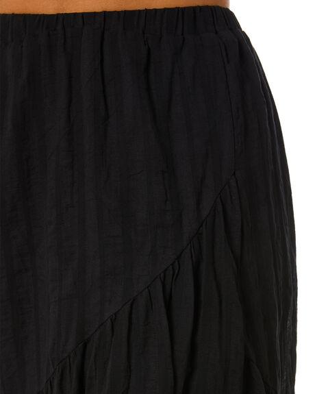 BLACK WOMENS CLOTHING MINKPINK SKIRTS - MP2008438BLK