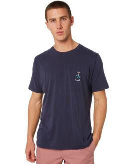 SLATE MENS CLOTHING BARNEY COOLS TEES - 118-CR3SLATE