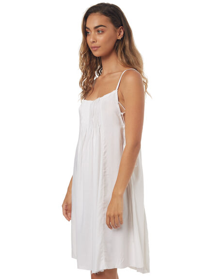 WHITE WOMENS CLOTHING BILLABONG DRESSES - 6571153WHITE