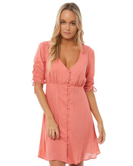 RED OUTLET WOMENS THE HIDDEN WAY DRESSES - H8182447RED