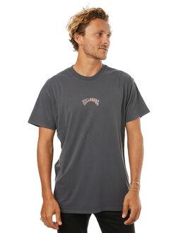 VINTAGE BLACK MENS CLOTHING BILLABONG TEES - 9585020VBLK