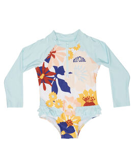 BLUE KIDS GIRLS RIP CURL SWIMWEAR - WLY9EF0070