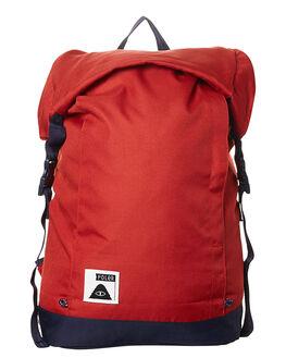 MUD RED MENS ACCESSORIES POLER BAGS - 712018MRD