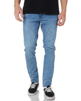 NORTHSIDE BLUE MENS CLOTHING LEE JEANS - L-606483-KY6NTHBL