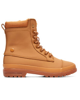 WHEAT BOARDSPORTS SNOW DC SHOES BOOTS + FOOTWEAR - ADJB300010-WE9