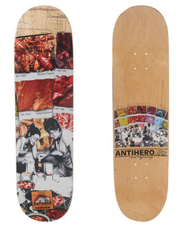 MULTI SKATE DECKS ANTI HERO  - 002006316MULTI