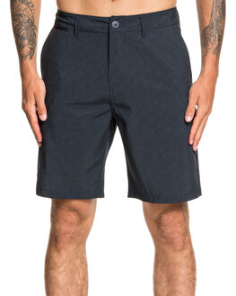 BLACK MENS CLOTHING QUIKSILVER SHORTS - EQYWS03653-KVJ0