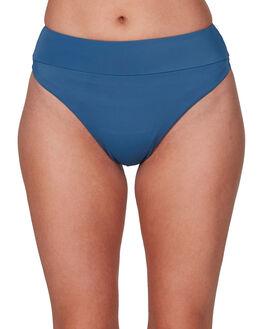 BLUE MOON WOMENS SWIMWEAR RVCA BIKINI BOTTOMS - RV-R408822-307