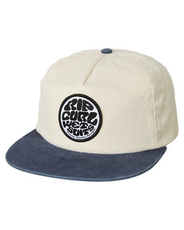 NAVY MENS ACCESSORIES RIP CURL HEADWEAR - CCAOL10049