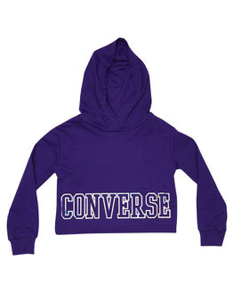 COURT PURPLE KIDS GIRLS CONVERSE JUMPERS + JACKETS - R369046A9X