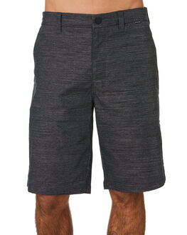 BLACK MENS CLOTHING HURLEY SHORTS - 922660010