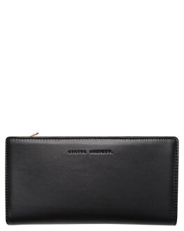 BLACK WOMENS ACCESSORIES STATUS ANXIETY PURSES + WALLETS - SA1431BLK