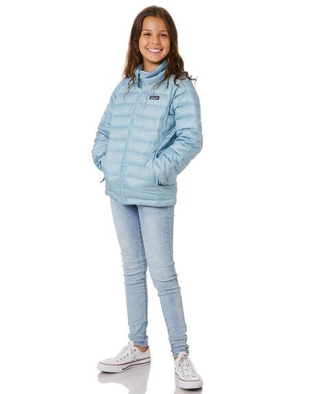 BIG SKY BLUE KIDS GIRLS PATAGONIA JUMPERS + JACKETS - 68233BSBL