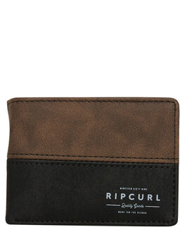 BROWN MENS ACCESSORIES RIP CURL WALLETS - BWUKN20009