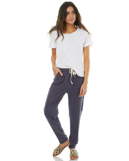 MACHINE BLUE WOMENS CLOTHING RUSTY PANTS - PAL0964MHB