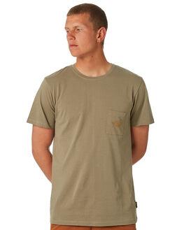 MUD MENS CLOTHING MCTAVISH TEES - MSP-18T-07MUD
