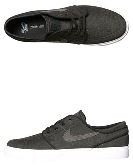 BLACK ANTHRACITE MENS FOOTWEAR NIKE SNEAKERS - SSAH6417-001M