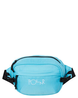 AQUA MENS ACCESSORIES POLAR SKATE CO. BAGS + BACKPACKS - PSC-CORDURAHIPAQUA