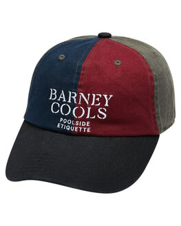 COLOUR BLOCK MENS ACCESSORIES BARNEY COOLS HEADWEAR - 906-Q120MULTI