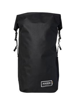 CYCLONE BLACK MENS ACCESSORIES DAKINE BAGS + BACKPACKS - 10001825CBC