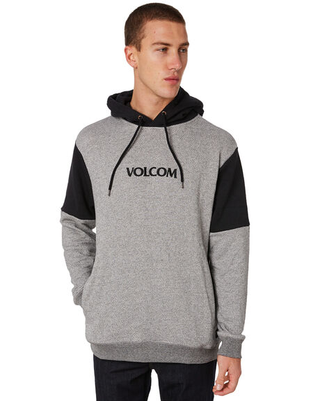 GREY MENS CLOTHING VOLCOM JUMPERS - A4131812GRY